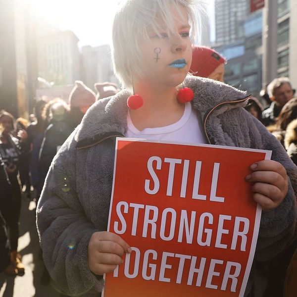 Watch Every Empowering Moment from the 2018 Women's Marches RIGHT NOW