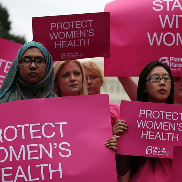 This Massive Anti-Abortion Protest Could Be a Sign of Things to Come