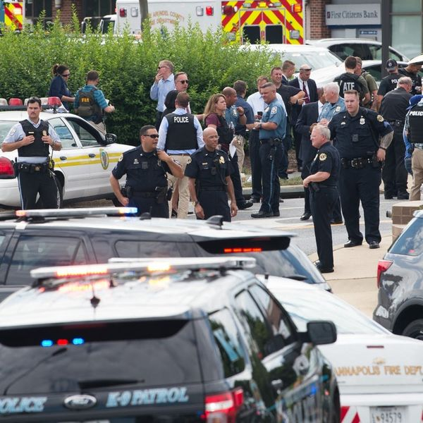 What We Know About the Shooting at Maryland's 'Capital Gazette' Newspaper Office