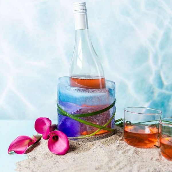 Make This Enchanting Mermaid Ice Bucket for Your Summer Parties