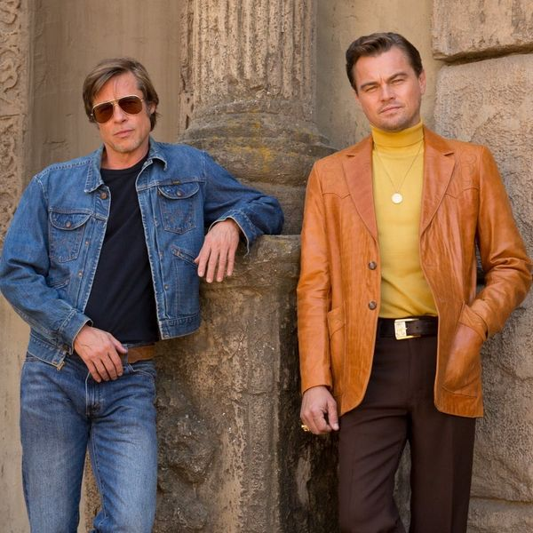 See Leonardo DiCaprio and Brad Pitt's Retro Style for 'Once Upon a Time in Hollywood'