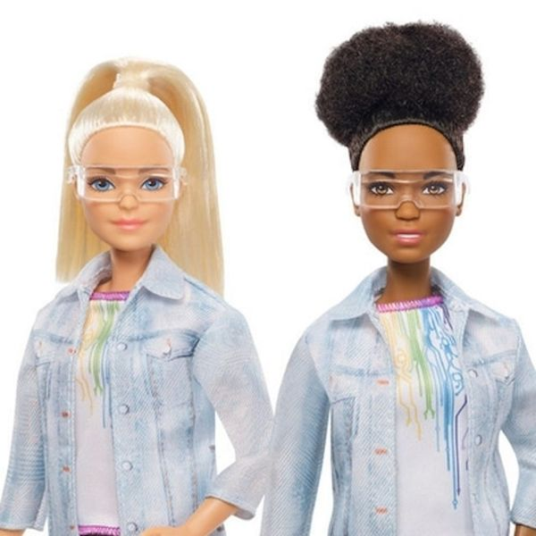 Barbie Wants to Teach Girls to Code With Its New 'Career of the Year' Doll
