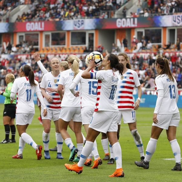 Why You *Need* to Follow the US Women's Soccer Team Beginning Immediately