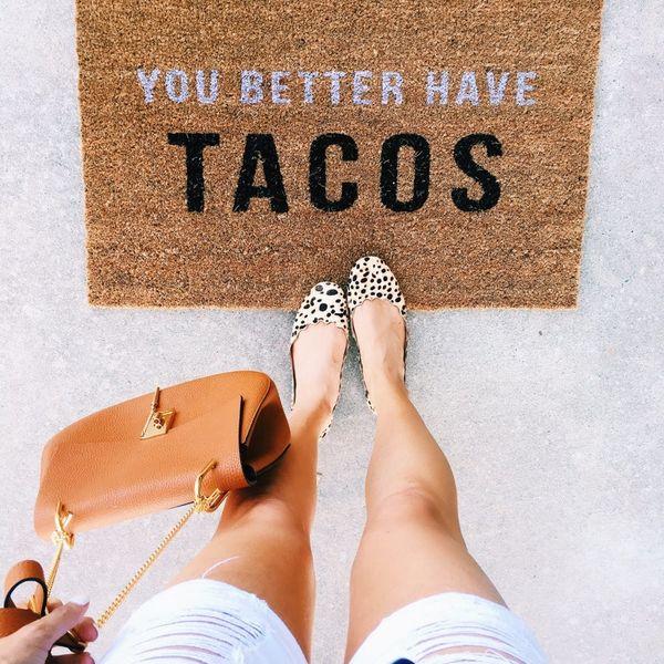 22 Cheeky Doormats That Tell It Like It Is