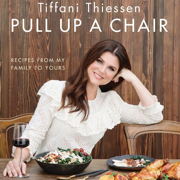 Tiffani Thiessen's First Cookbook Is All About Classics With a Twist