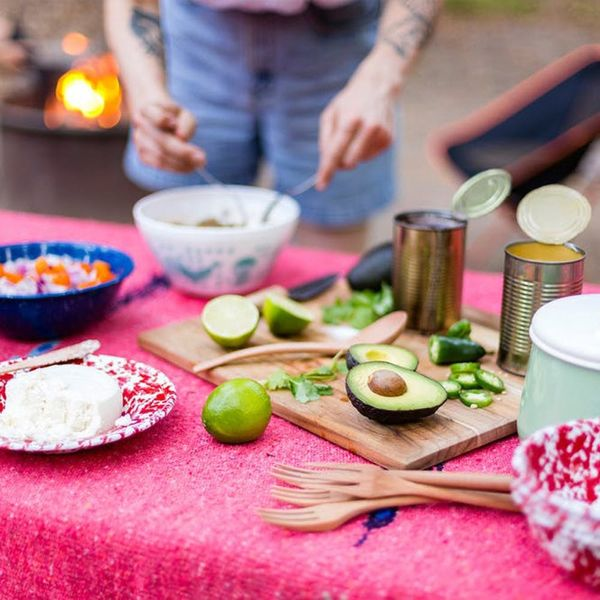 Everything You Need to Pack to Cook While Camping