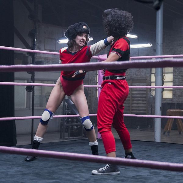 A Co-Executive Producer of 'GLOW' on Season 2 and Working With Amazing Women