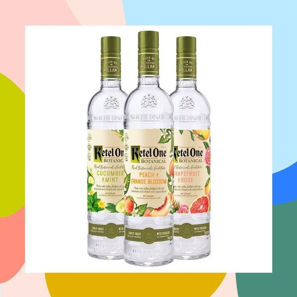 Flavored Vodka Is Back from the '90s and We Don't Hate It