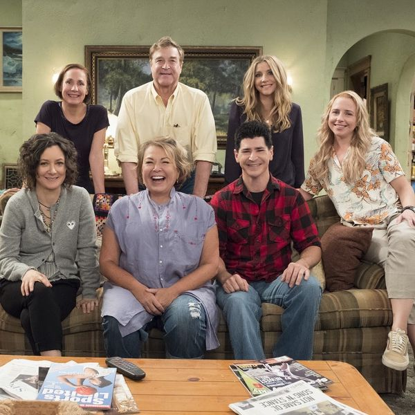 The 'Roseanne' Spinoff 'The Conners'Is Officially Happening — Without Roseanne Barr
