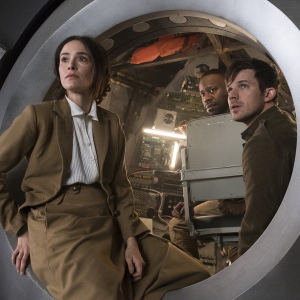 The 'Timeless' Season 2 Trailer Teases a Big Moment for Lucy and Wyatt