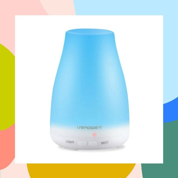 Over 27,000 Amazon Customers Are Obsessed With This Essential Oil Diffuser —Here's Why