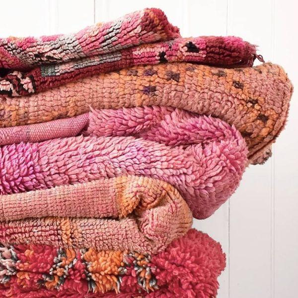 Our Secret Places to Find Unique Moroccan Rugs