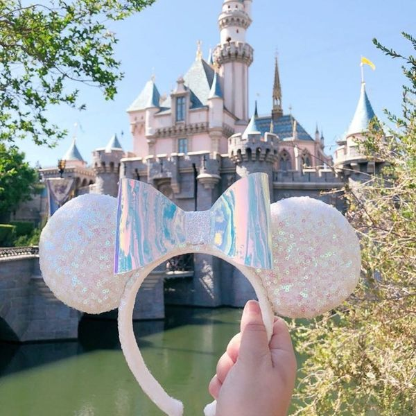 Unicorn-Inspired Minnie Mouse Ears Are Coming to Disney Parks