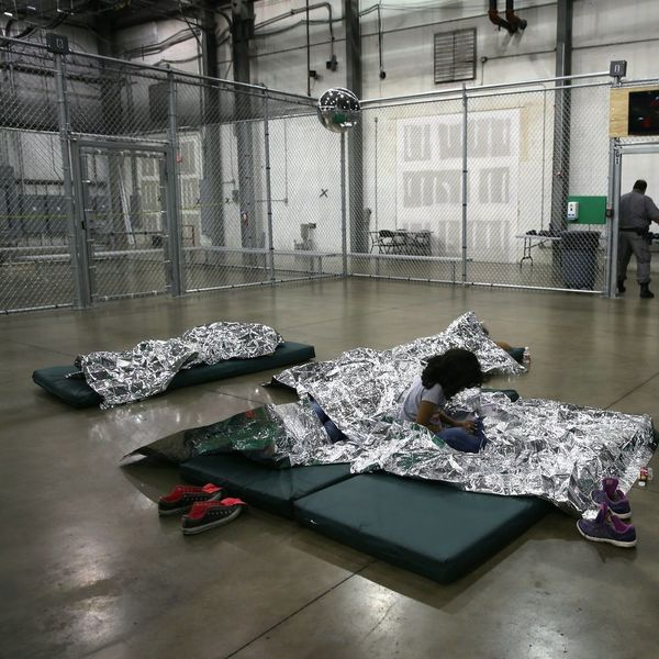 How to Support Organizations Working on the Ground to Help Child Migrant Detainees — With More Than Just Money