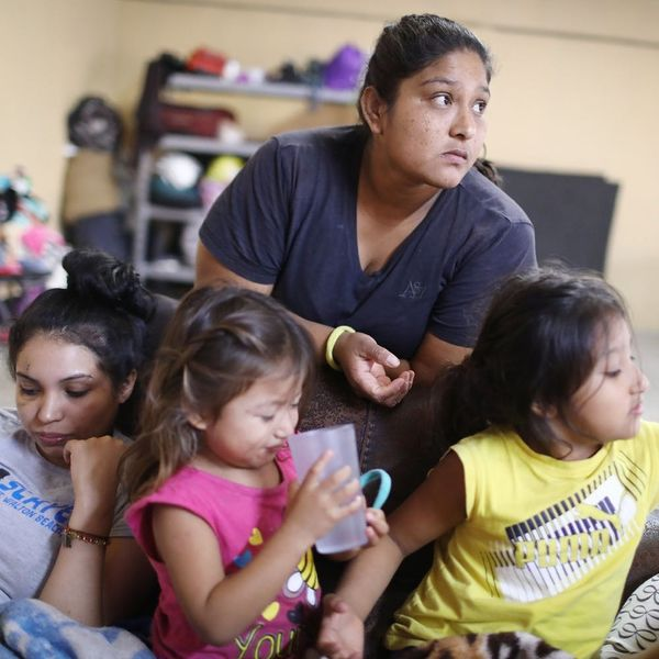 Amid the Migrant Family Separation Crisis, it's Time to Ask: Where Are the Girls?