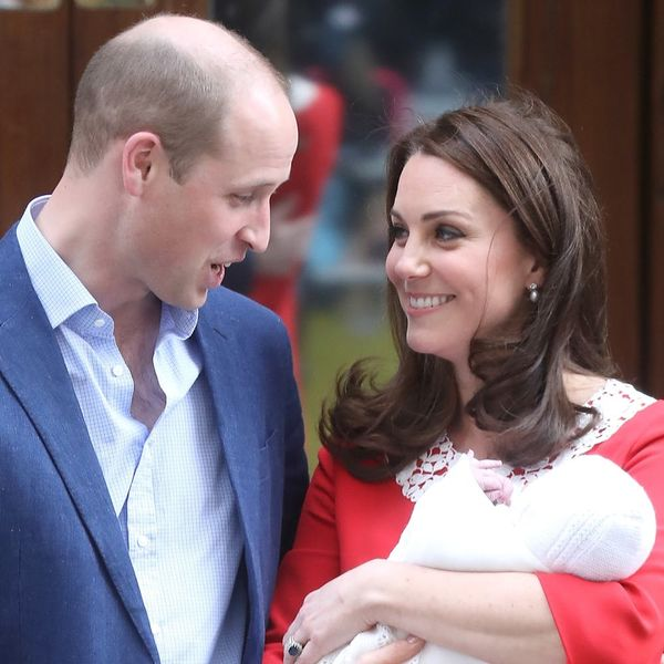 Prince William and Duchess Kate MiddletonReveal Prince Louis' Christening Date