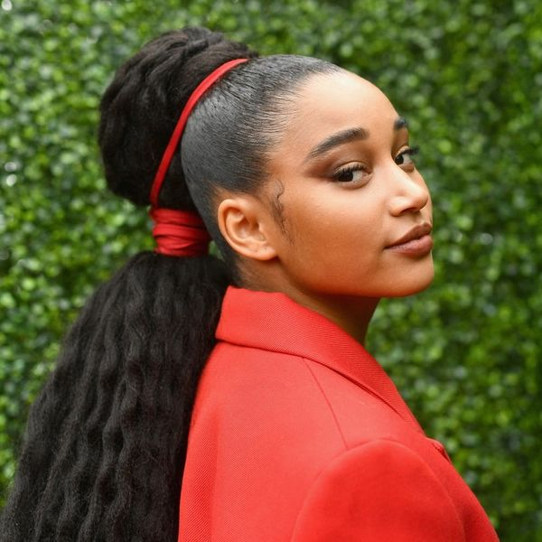 'Hunger Games' Star Amandla Stenberg Comes Out as Gay
