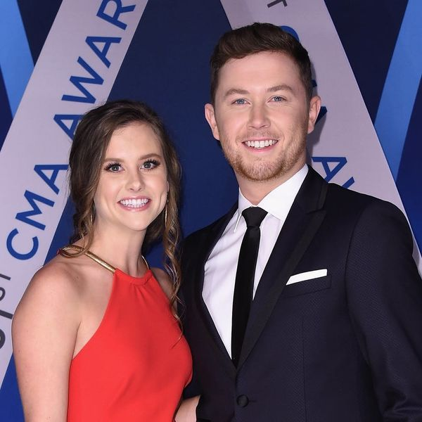 'American Idol' Winner Scotty McCreery Ties the Knot in a Picture-Perfect Mountainside Ceremony