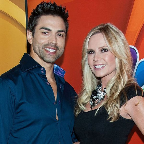 Read the Sweet Tributes Tamra and Eddie Judge Posted to Each Other for Their 5-Year Anniversary