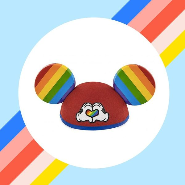These Rainbow Disney Products Are a Magical Way Celebrate Pride Month