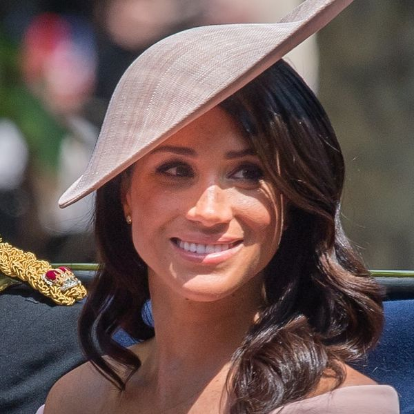 Meghan Markle Makes Her Trooping the Colour Debut in *This* Standout Style