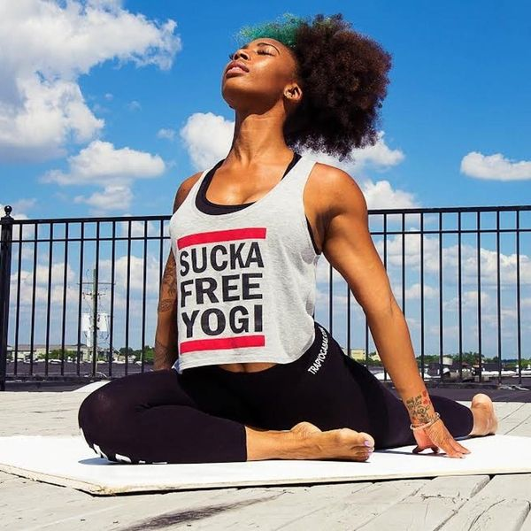 Trap Yoga Is the Empowering Workout We All Deserve