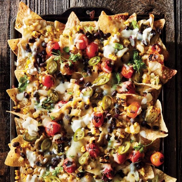 Fire Up the BBQ RN to Make Grilled Corn Nachos
