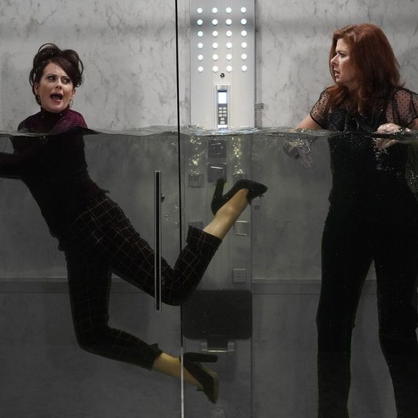 'Will & Grace' Takes Us Behind the Scenes of Its Funniest Moments Ever