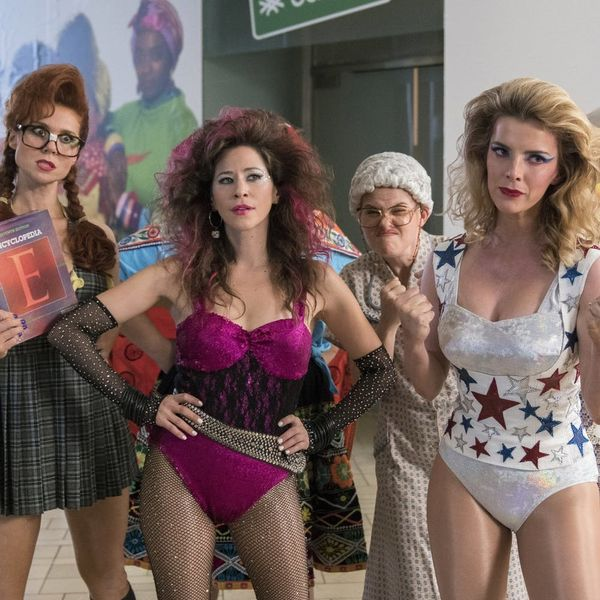 GLOW's Season 2 Trailer Teases Major Drama Inside and Outside the Ring