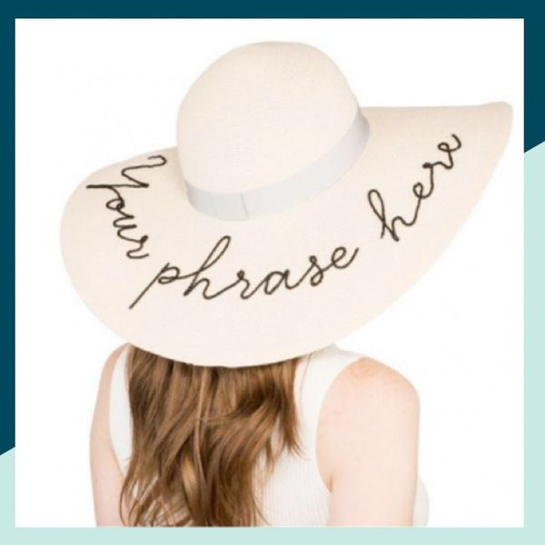 Eugenia Kim Launches Customizable Sun Hats to Make Your Beach Days Even Better