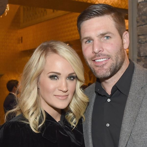 """Watch Mike Fisher's Hilarious Attempt to Sing Wife Carrie Underwood's Hit """"Cry Pretty"""""""