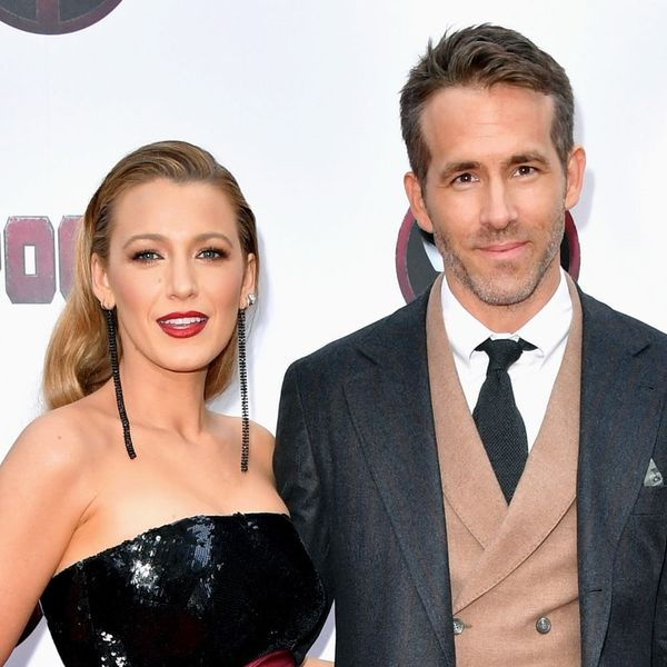 """Blake Lively Has Some LOL-Worthy Thoughts on Ryan Reynolds' """"Brother"""" Gordon"""