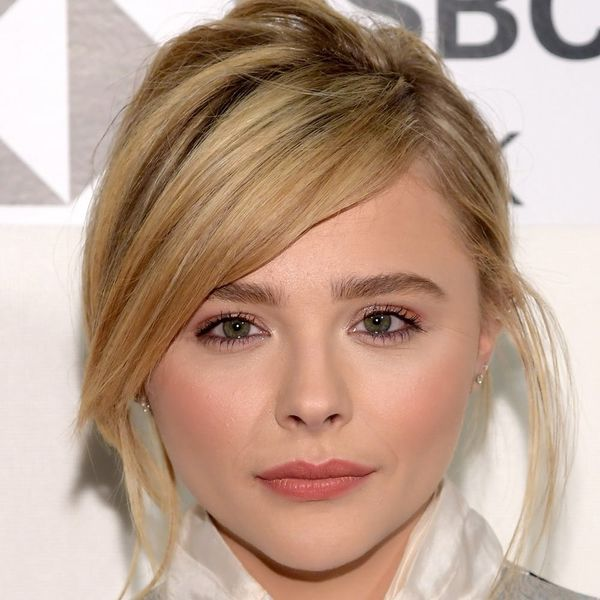 Chloë Grace Moretz's Face Wash Can Be Found… in Your Kitchen Cupboard!?