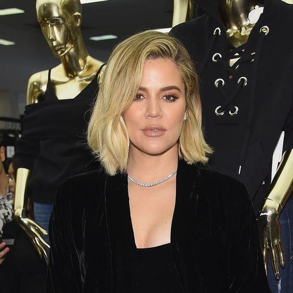 Khloé Kardashian Gets Super Real About Mommy-Shaming After Breastfeeding Struggles