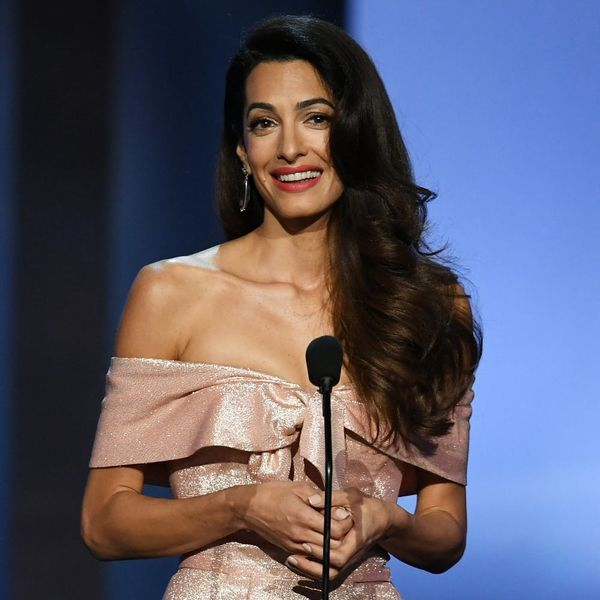 Amal Clooney Gave the Sweetest, Most Touching Speech About George Clooney