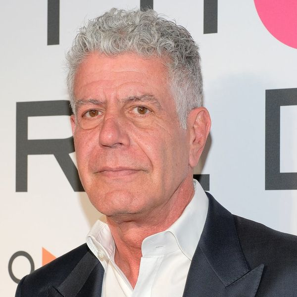 Anthony Bourdain Was an Outspoken Advocate for Immigrant Rights