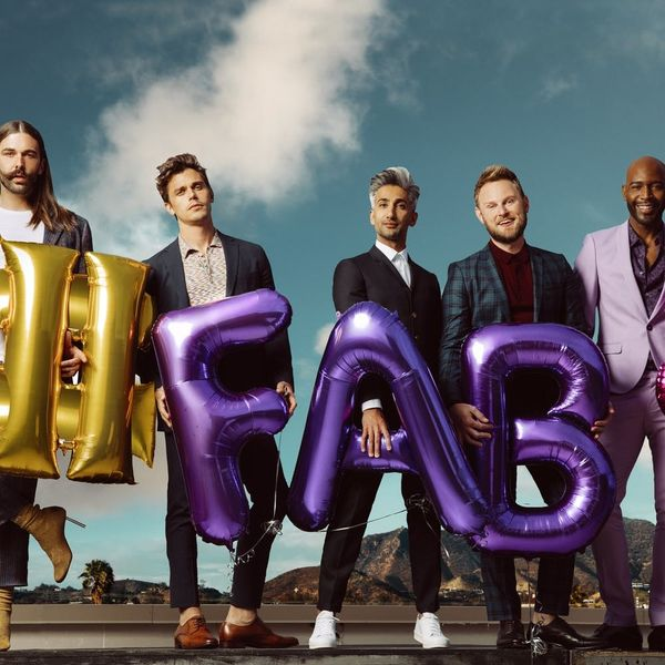 The 'Queer Eye' Season 2 Trailer Just Dropped and We're Already Ugly-Crying