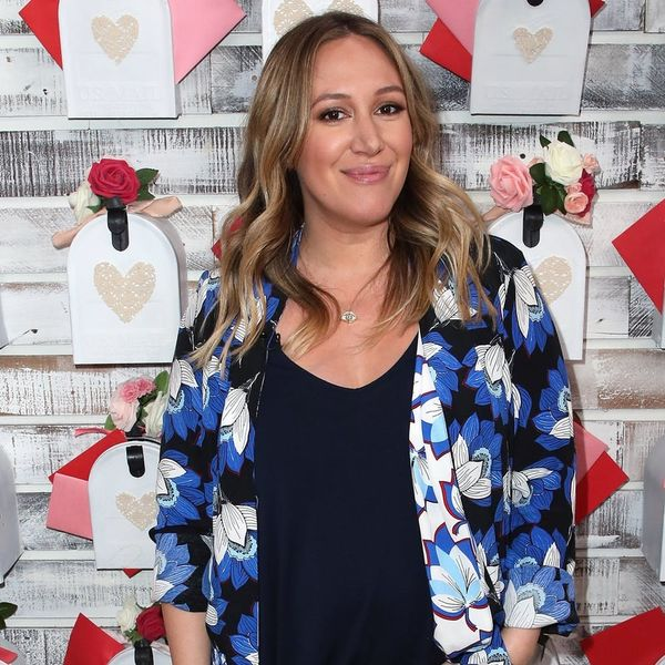 Haylie Duff Just Welcomed a Baby Girl — Find Out Her Sweet Name