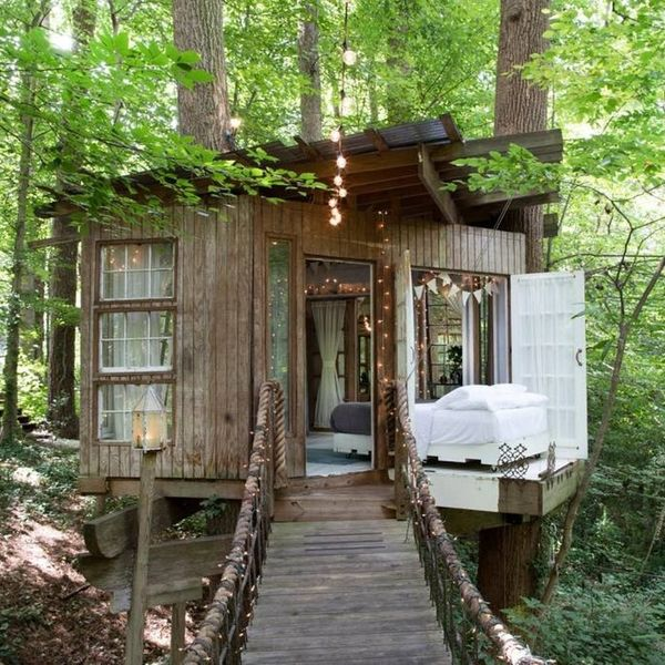 13 Relaxing Airbnbs That'll Inspire You to Go Forest Bathing