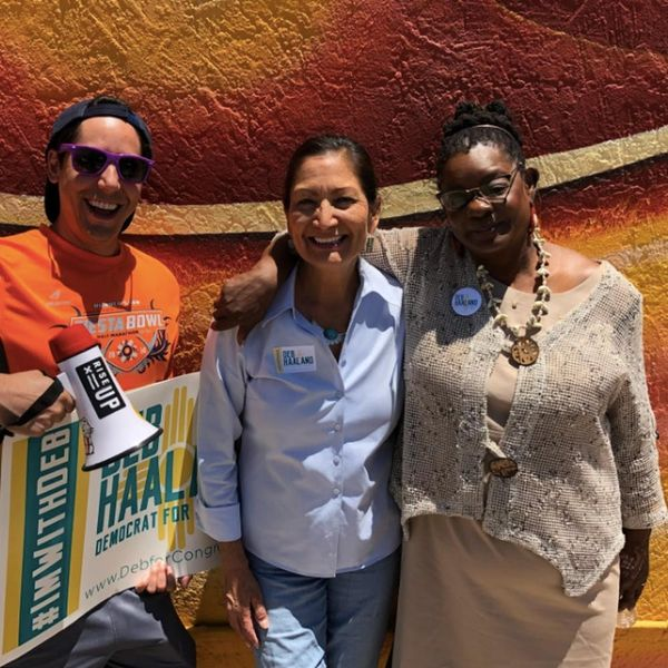 Deb Haaland's New Mexico Primary Win Could Make Her the First Indigenous Congresswoman in US History