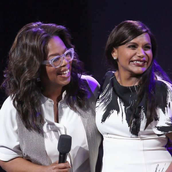 Mindy Kaling's Daughter Had the Best Reaction to Visiting Oprah Winfrey's House