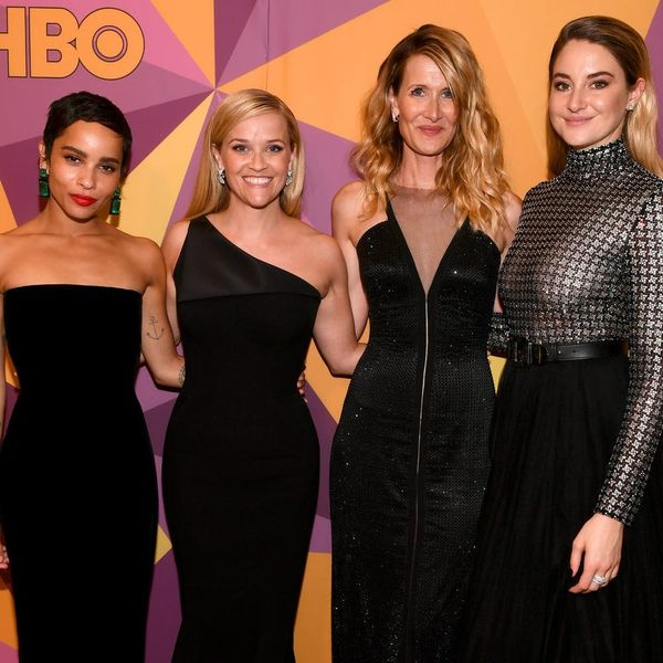 Shailene Woodley's 'Big Little Lies' Costars Showed Their Support for Her New Movie in the Sweetest Way