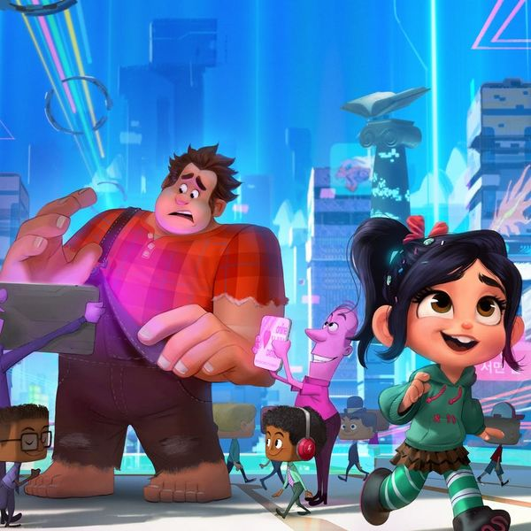 See All of the Disney Princesses Together in the New 'Wreck-It Ralph 2' Trailer