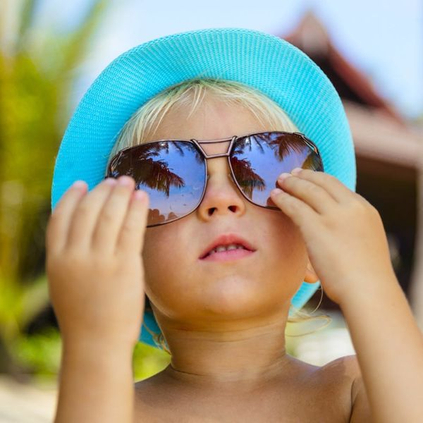 11 Stylish Sun Protection Fashion Finds for Your Tot