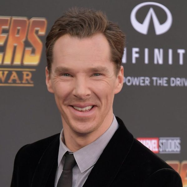 Benedict Cumberbatch Reportedly Saved a Man from Being Mugged