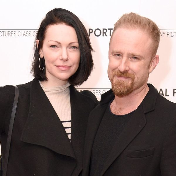Laura Prepon and Ben Foster Just Tied the Knot and They Couldn't Look More in Love