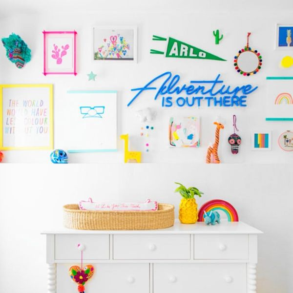 11 Modern and Colorful Takes on Bedroom Decor for Kids
