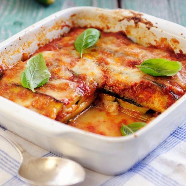 This Keto-Friendly Zucchini Lasagna Recipe Saves Dinner