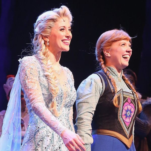 The 'Frozen' Musical Cast Performed on TV and It Was SO Good
