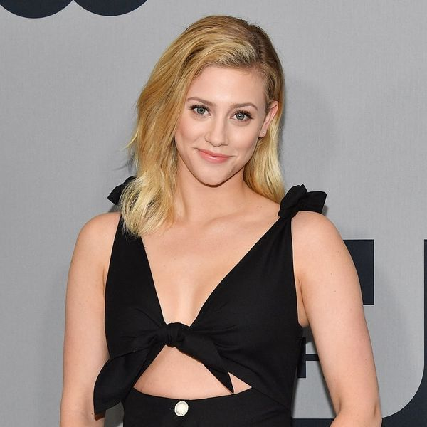 Riverdale's Lili Reinhart Turned a Pregnancy Rumor into a Lesson in Body Positivity